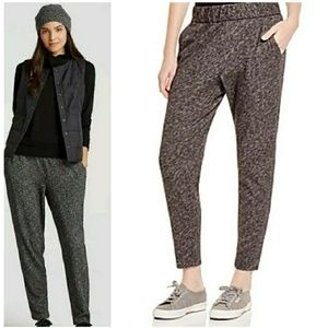Eileen Fisher cotton/ wool blend pants L